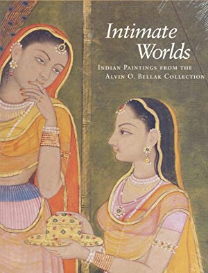 Intimate Worlds: Indian Paintings from the Alvin: Mason, Danielle.
