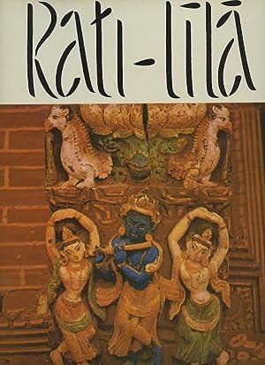 Rati-lila: An Interpretation of the Tantric Imagery: Tucci, Giuseppe.