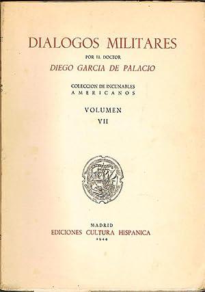 DIÁLOGOS MILITARES.: GARCÍA DE PALACIO,