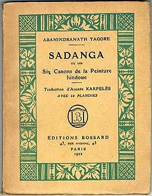 SADANGA ou LES SIX CANONS DE LA: TAGORE, Abanindranath.