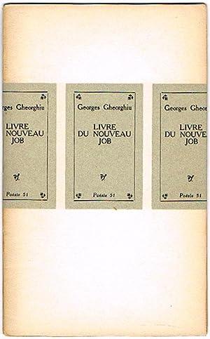 LIVRE DU NOUVEAU JOB.: GHEORGHIU, Georges.