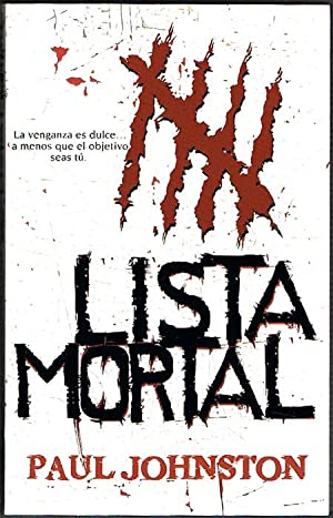 LISTA MORTAL.: JOHNSTON, Paul.