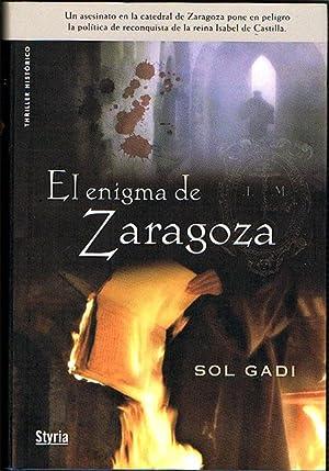 EL ENIGMA DE ZARAGOZA.: GALI, Sol.