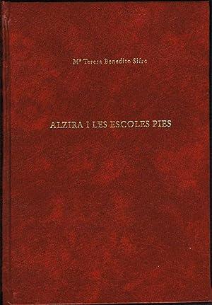 ALZIRA I LES ESCOLES PÍES.: BENEDITO SIFRE, Mª Teresa.