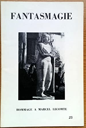 Fantasmagie n° 25-Hommage a Marcel Lecomte: Collectif