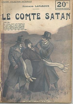 Le comte Satan: Lafargue Fernand
