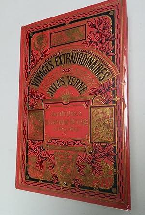 Voyages et aventures du Capitaine Hatteras. Les: Jules Verne