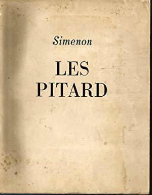Les Pitard: Georges Simenon