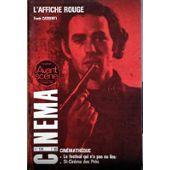L'affiche rouge-Avant Scène Cinéma n°174: Cassenti Frank