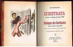 Lysistrata-Dialogues des courtisanes: Aristophane