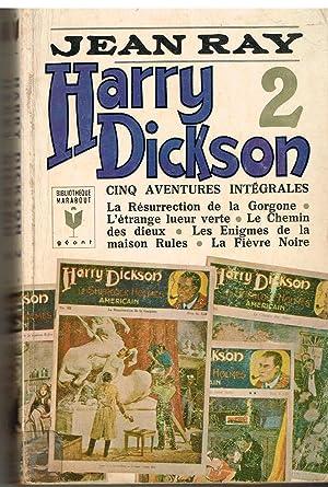 HARRY DICKSON N° 2-La Résurrection De La: RAY JEAN (pseudonyme