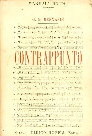 Contrappunto: Bernardi Gian Giuseppe