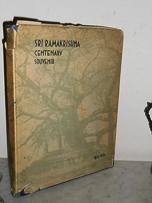 SRI RAMAKRISHNA CENTENARY SOUVENIR 1836-1936: N.A.