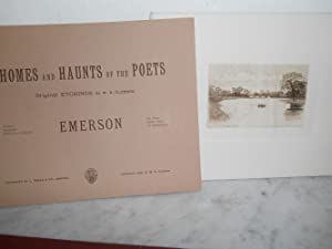 Homes and Haunts of the Poets -: W.B. Closson