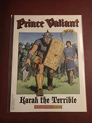 Prince Valiant: Karak the Terrible v.44: Karak the Terrible Vol 44