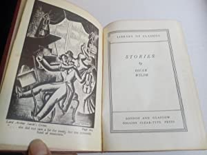 Stories . Including The Picture of Dorian Gray; Lord Arthur Savile's Crime and other stories; A H...