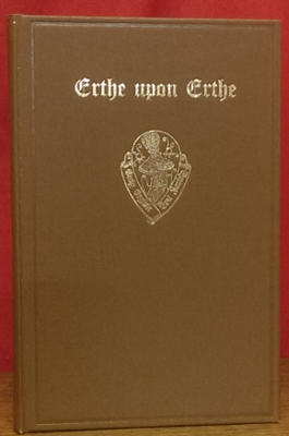 The Middle English poem Erthe Upon Erthe,: MURRAY, Hilda M.R.