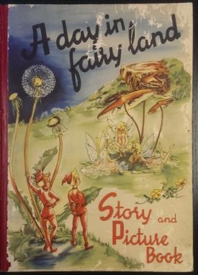 A Day in Fairy Land.: SEAGREN, Anna Mae.