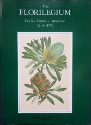 The Florilegium of Captain Cook's first voyage: EBES, Hans.