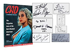 CAD: A HANDBOOK FOR HEELS RUSS MEYER DANIEL CLOWES