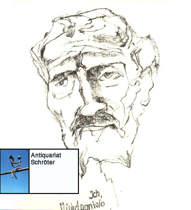 Die Nase des Michelangelo. Tragikomödie in vier: Ball, Hugo (1886-1927):