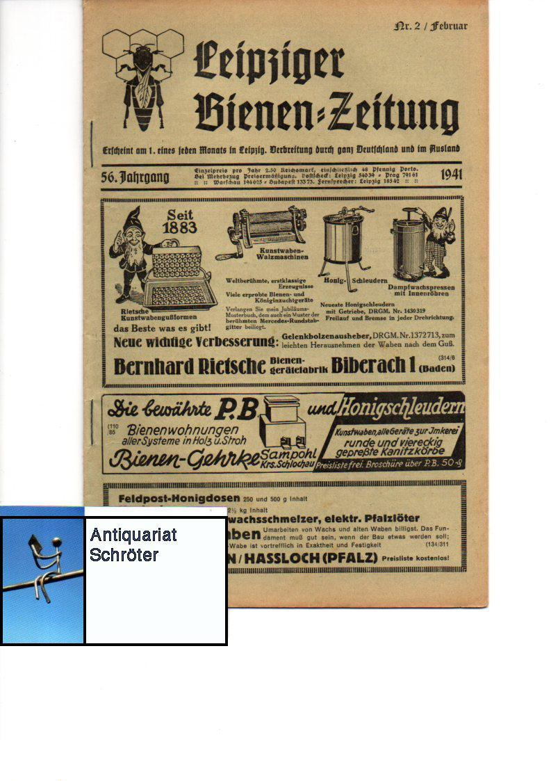 deutsche bienenzeitung zvab. Black Bedroom Furniture Sets. Home Design Ideas
