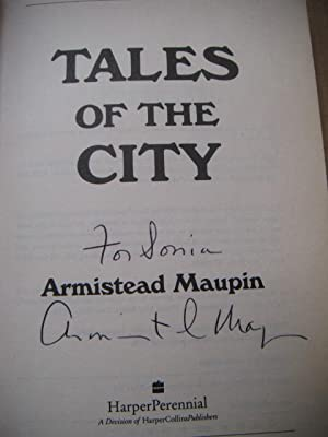 Tales of the City. Volume One. In Deutschland unter dem Titel 'Stadtgeschichten' bekannt geworden.