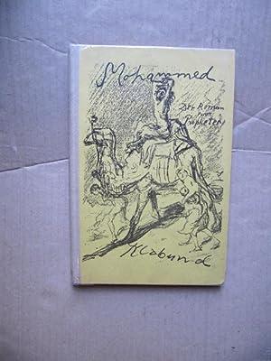 Mohammed. Der Roman eines Propheten. Einband nach: Klabund (d.i. Alfred