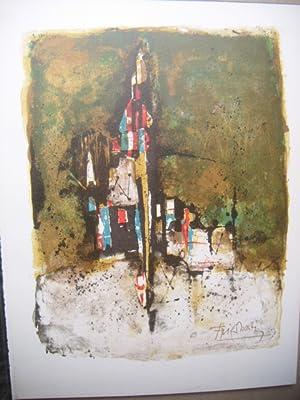 Johnny Friedlaender. OEuvre 1961 - 1965. Fouchet,: Hänßel, Roland (Hg)