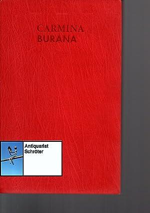 Carmina Burana. Lieder aus Benediktbeuren. Eine Auswahl: Svato Zapletal (Illustration):