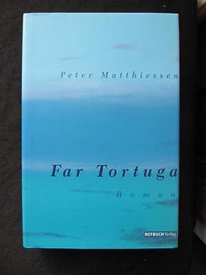 Peter Matthiessen Far Tortuga First Edition Abebooks
