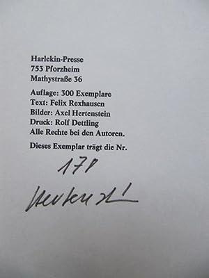 Spukspaßspitzen. Bilder von Axel Hertenstein.: Rexhausen, Felix: