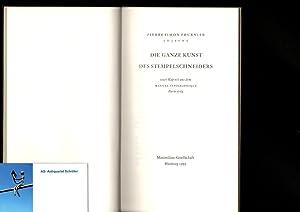 Die ganze Kunst des Stempelschneiders. Zwei Kapitel: Pierre Simon Fournier