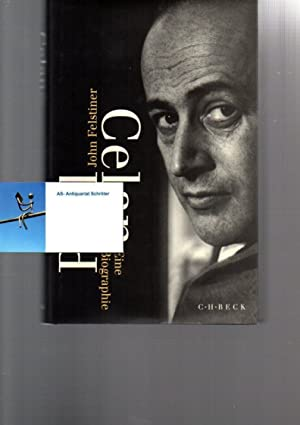 Paul Celan. Eine Biographie.