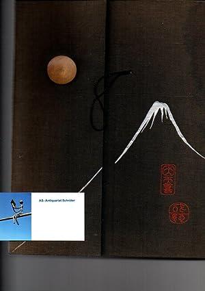 Holzschnitte aus Kamigata. Text: Lubor Hajek. Fotografien: Hirosada: