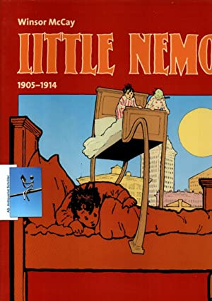 Little Nemo. 1905-1914. (Little Nemo in Slumberland / Little Nemo in the Land of Wonderful Dreams...