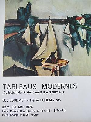 Loudmer et Poulain, vente du 27 mai: Loudmer,Poulain commissaires priseurs
