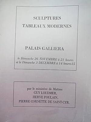 Galliera- Loudmer,Poulain, Cornette de St Cyr 26: Loudmer,Poulain, Cornette de