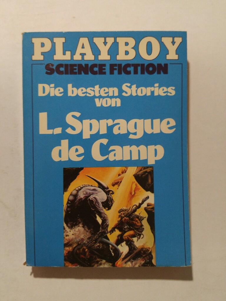 Playboy Science Fiction: Die besten Stories - Lyon Sprague DeCamp