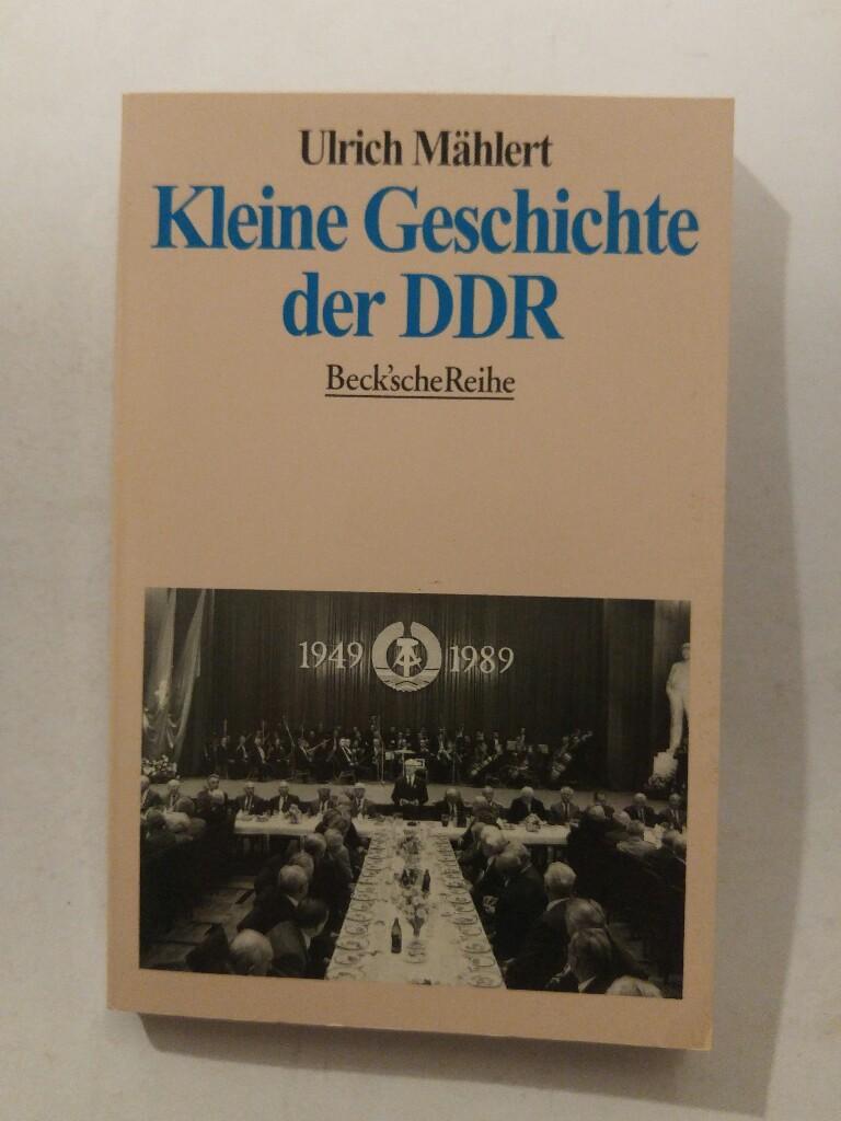 Kleine Geschichte - Mählert, Ulrich