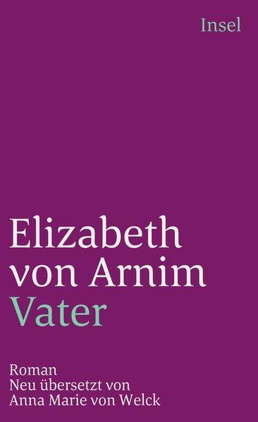 Vater - Arnim, Elizabeth von