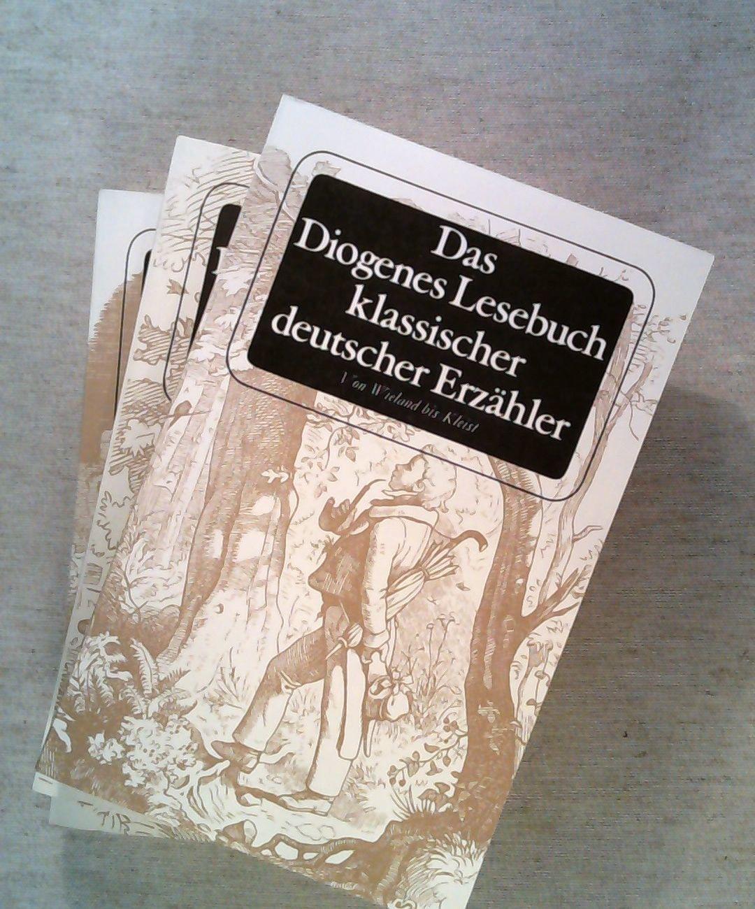 Johann Wolfgang Goethe Heinrich Von Kleist He Klassische Deutsche Erzähler I