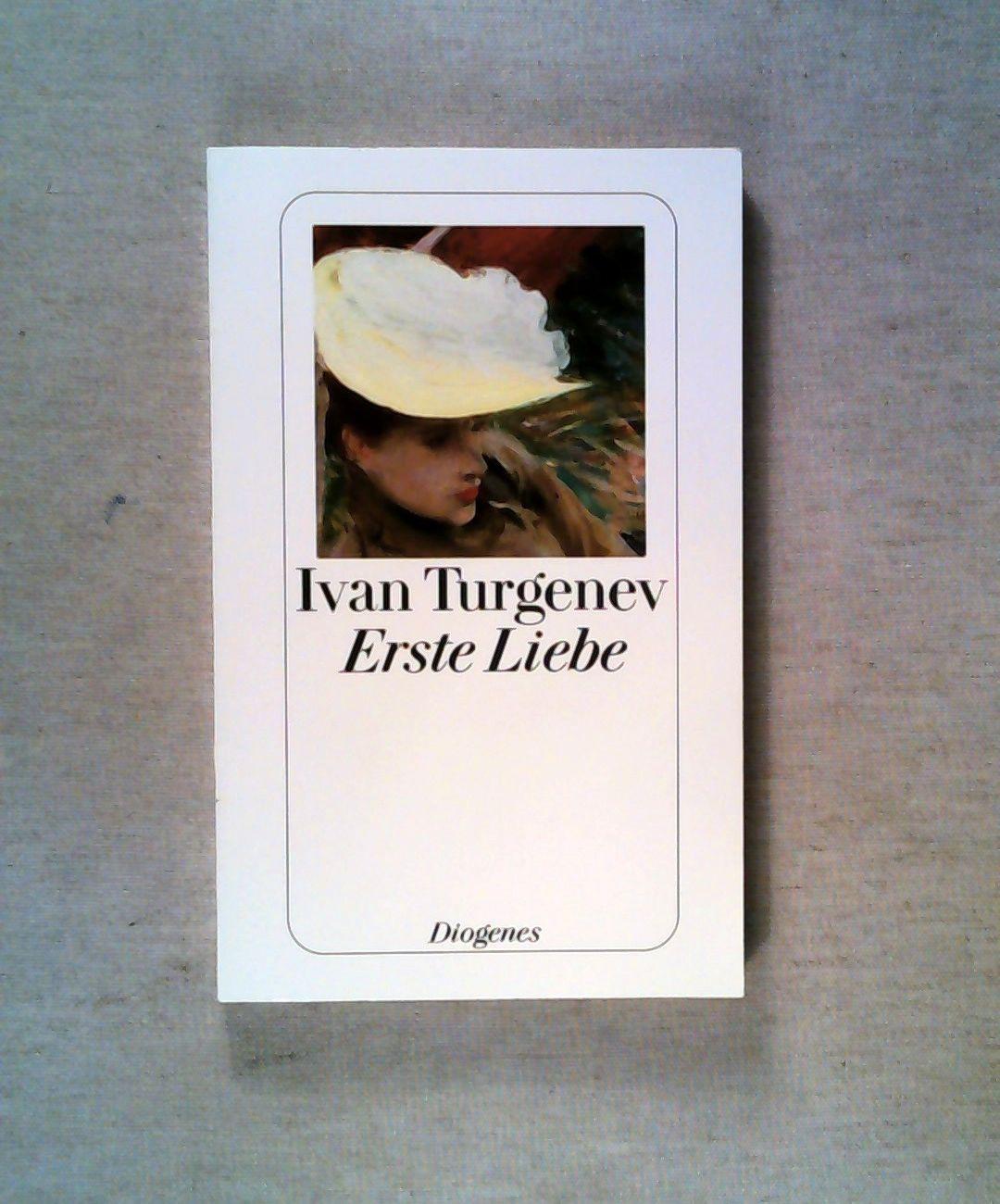 Erste Liebe.: Turgenev, Ivan