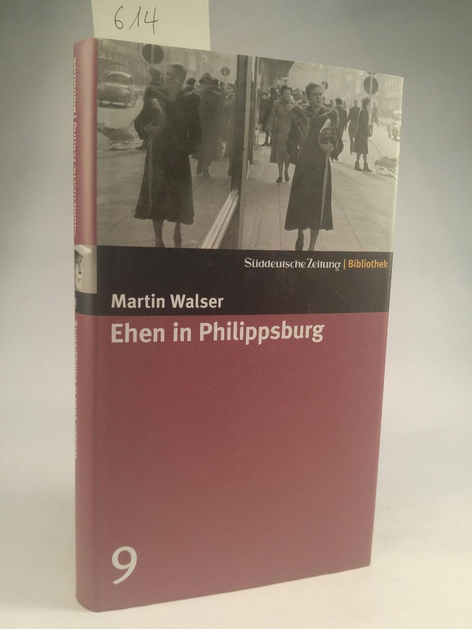 Ehen in Philippsburg. SZ-Bibliothek Band 9