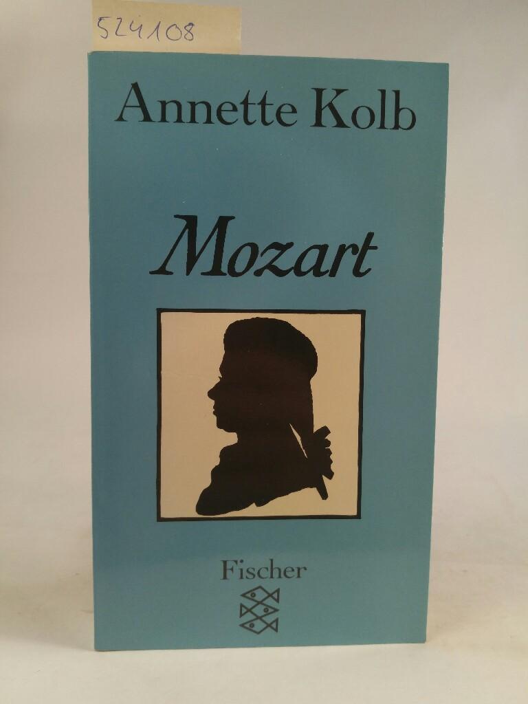 Mozart (Fischer Taschenbücher) - Kolb, Annette