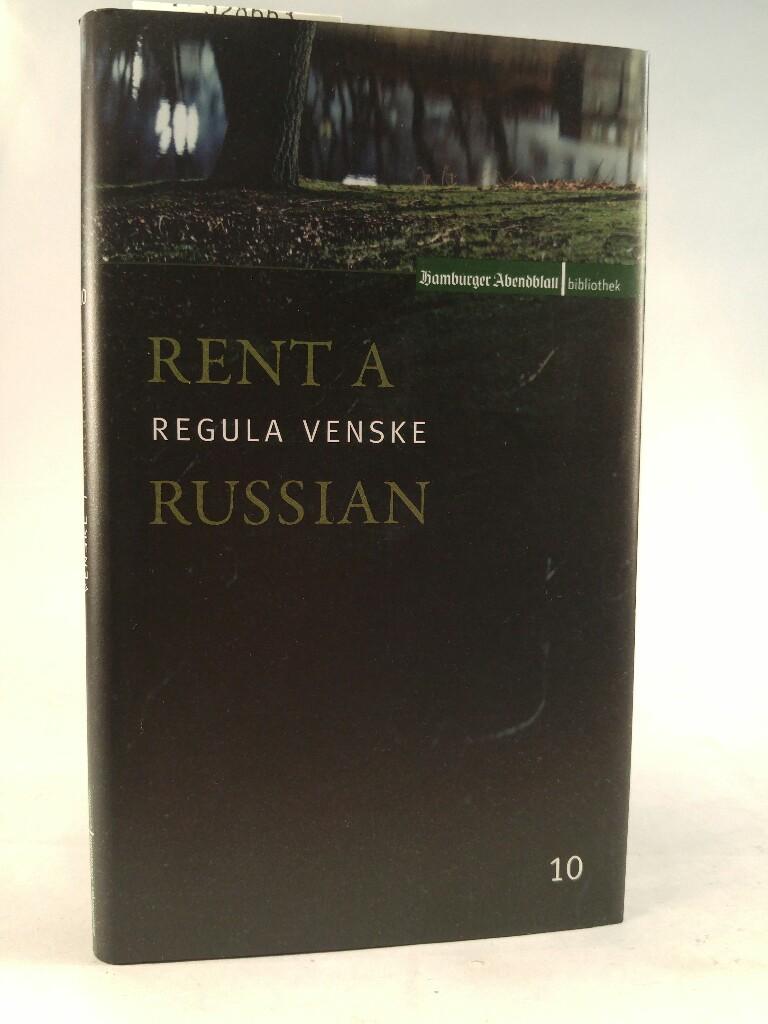 Rent á Russian - Hamburger, Abendblatt und Regula Venske