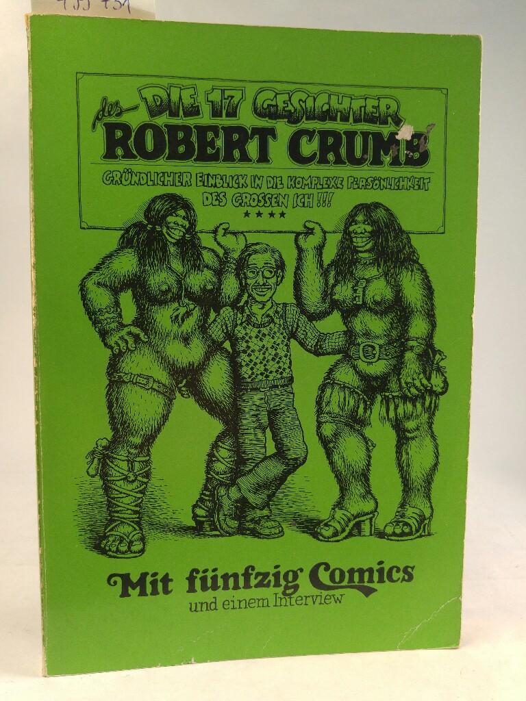 Die 17 Gesichter des Robert Crumb. Mit: Crumb, Robert: