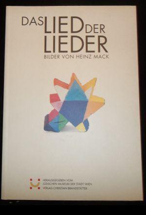Ausstellung // Jüdisches Museum der Sadt Wien: Mack, Heinz [Ill.]