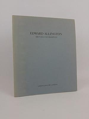 Edward Allington : bronzes & drawings; (publ.: Allington, Edward [1951-]