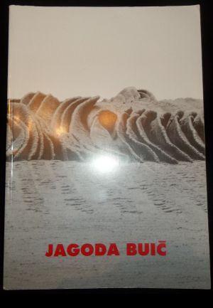 JAGODA BUIC. FORMES TISSEES. MUSEE DES BEAUX-ARTS.: PAR P.G. PERSIN.